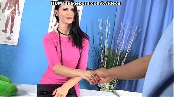 Массаж в видео порно