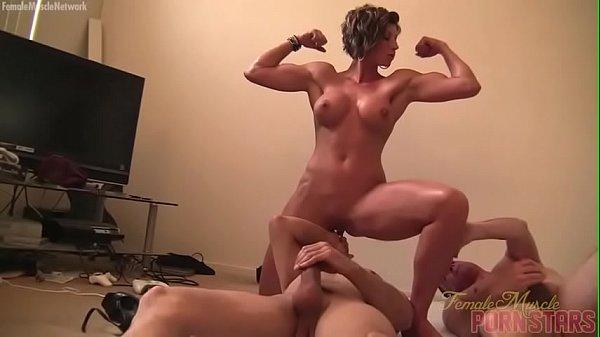 muscular women smoke porn pictures