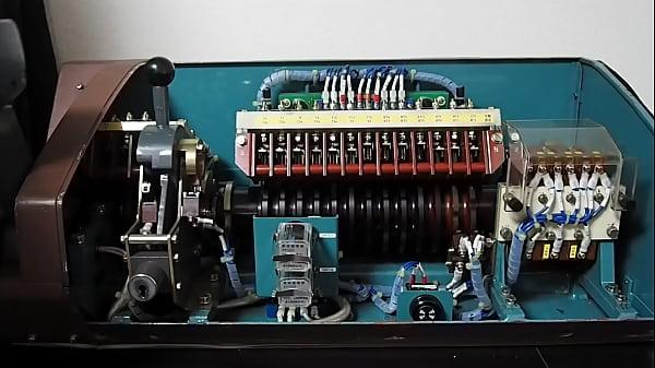 ES26型主幹制御器動作実演