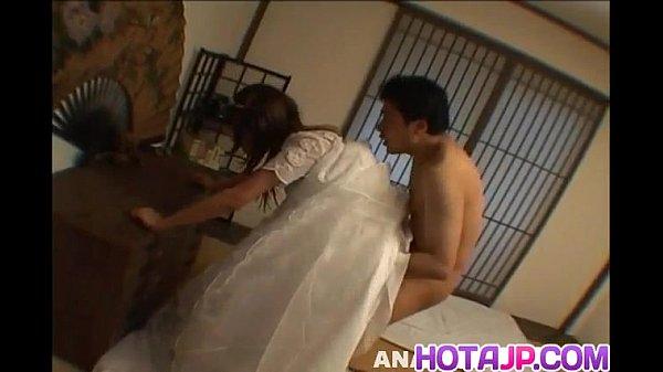 Порно с японскими невестами
