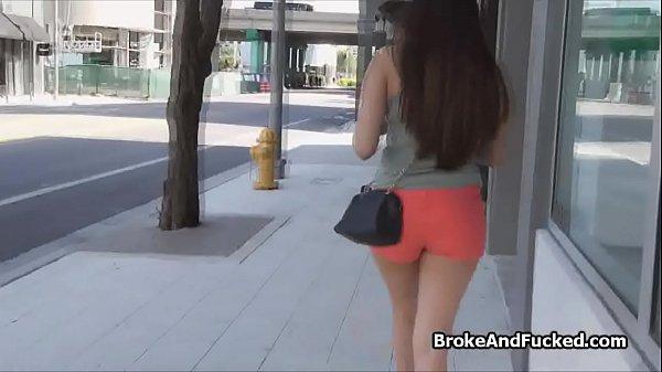 Cute Armenian Blows Cock In Alley 164-Gabriella-1  thumbnail