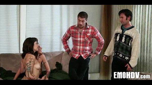 Emo slut with tattoos 1410