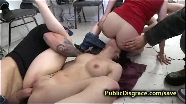 Hot french girld fucked