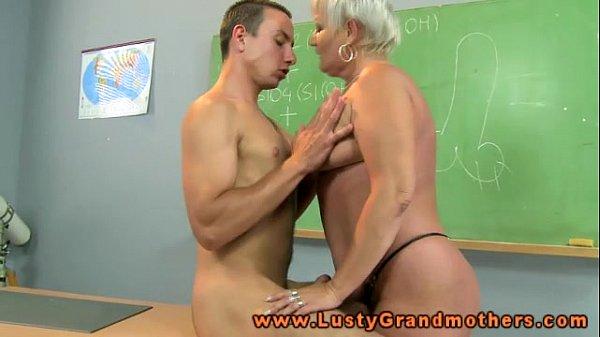 Lusty grandmothers com