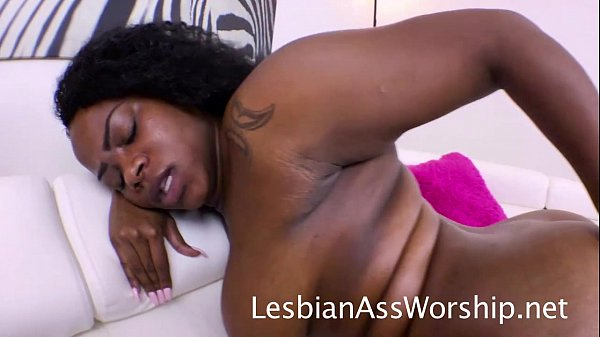 Ebony Milf Lesbian Ass Licking