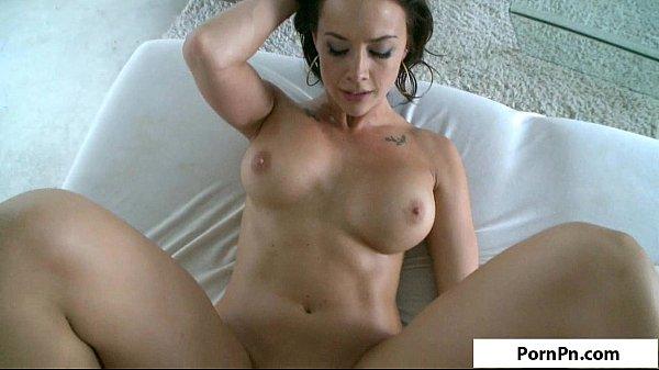 Fondling Sexy Brunette.p9