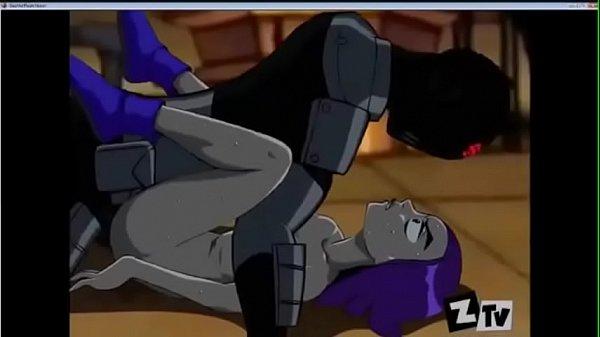Порно игра с бэтменом