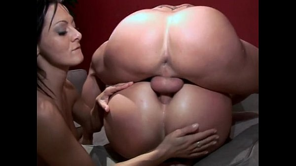 School Girl Anal Threesome