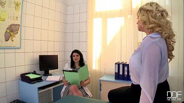 Порно врачей лезби