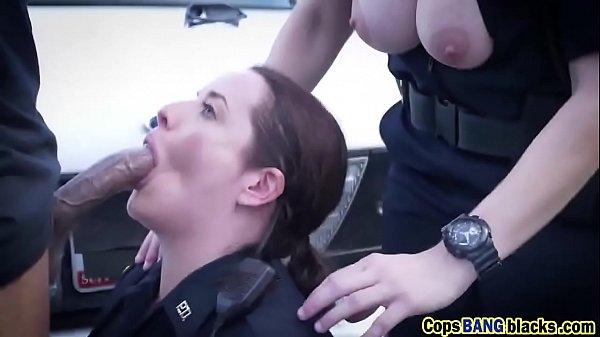 Street cops blow jobs