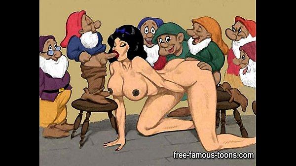 Порно комиксы из мультико