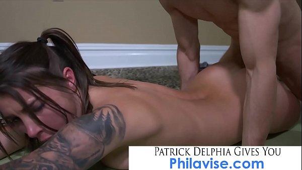 Felicity Feline and Patrick Delphia