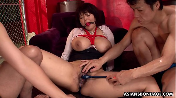 Fat bitch, Airi Ai likes to be a sex slave