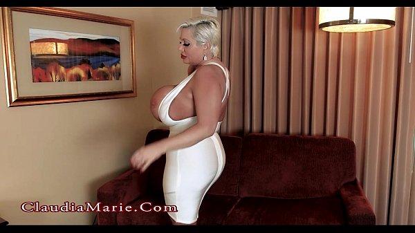 Claudia Marie Huge Soft Fake Tits