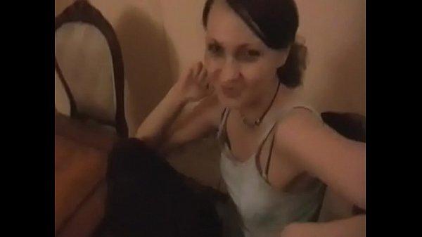 Порно видео девушка в синих чулках