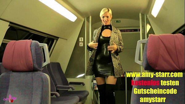 Залез под юбку в общественном транспорте