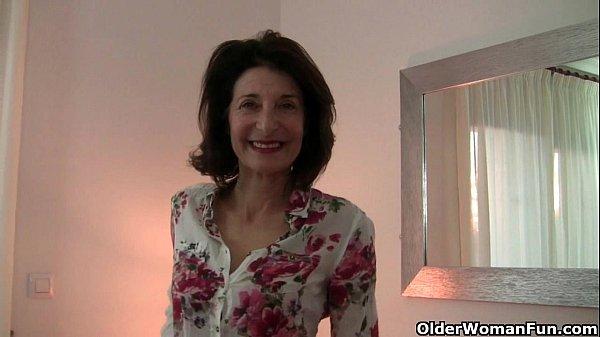 Француженки пожилые порно видео