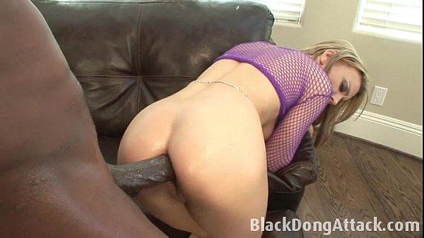 Black Cock Anal Slut