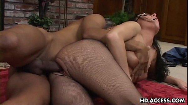 Sexy Katrina Isis enjoy black cock
