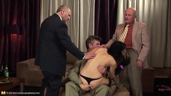 Pissing Of A Young Slut