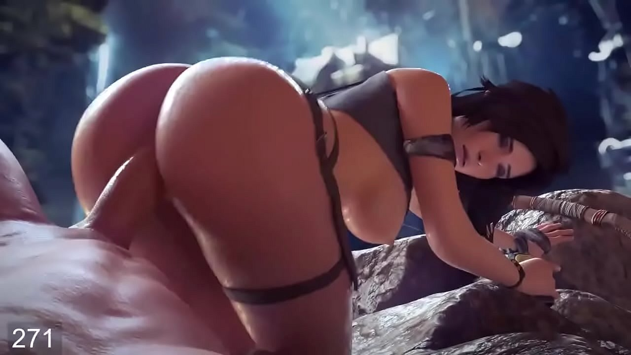 Tomb Raider Lara Croft Fuck Big Ass