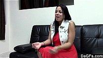 Hot Latina Fucking Her ...