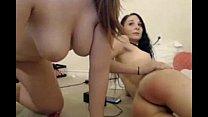XXX Lesbian spanking