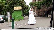 Rejected bride blowjob ...