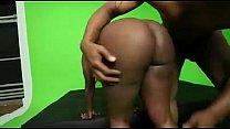40inch Black Ass- Ebony