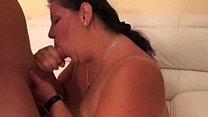 Huge Tits BBW MILF Suck...