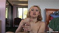 Divine blonde plumper c...
