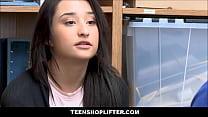 Cute Latina Teen Fucked...