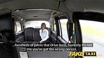 Fake Taxi Driver enjoys...