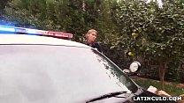 Latina officer caught o...