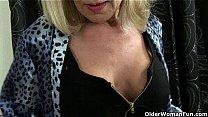 British granny Elaine w...