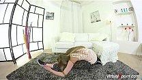virtual gymnast teen st...