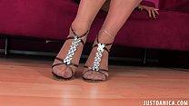 DANICA COLLINS - FOOT W...