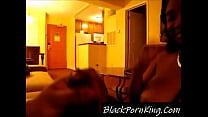 EBONY MAID IN HOTEL SUC...