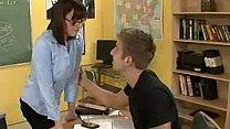MILF Teacher Tina Tyler...
