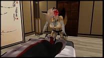 Massage Session ( Furry...