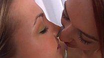 Milk enema threesome wi...