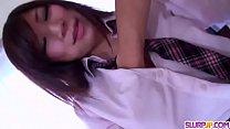 Riko Masaki, schoolgirl...