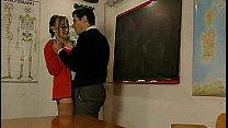 Teacher fucks 2 students