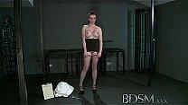 BDSM XXX Teen redhead s...