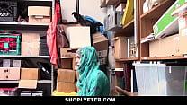 Shoplyfter- Hot Muslim ...