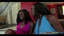 Hot Ebony Babes Love Bi...