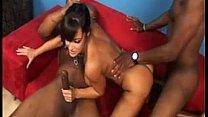 Lisa Ann interracial DP