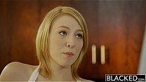 BLACKED  Blonde Babysit...