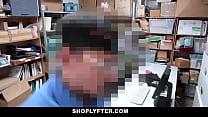 Shoplyfter - Asian Hott...