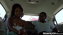Cute ebony with great n...